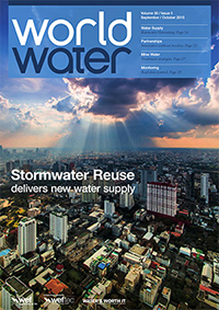 water world magazine cover